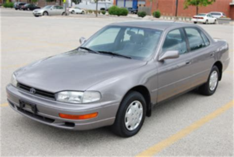 Toyota Camry 93 1993 Toyota Camry Le