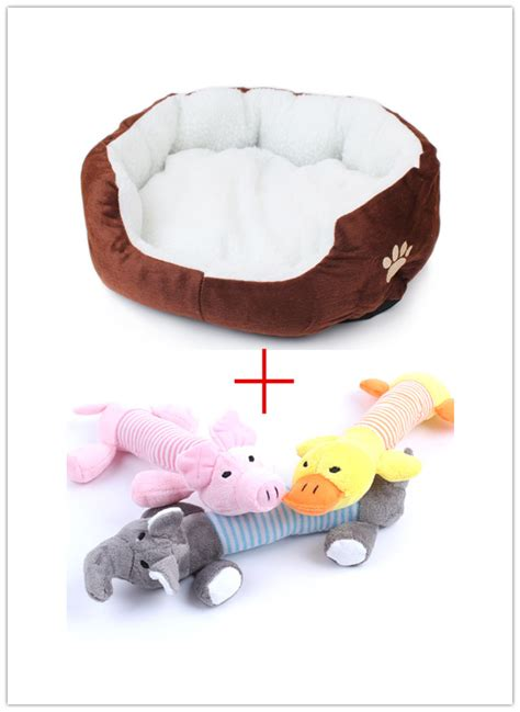 animal beds pet products cotton pet dog bed for cats dogs small animals bed house pet beds cushion high
