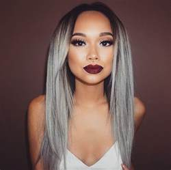 how to get grey hair color here is every detail on how to dye your hair gray