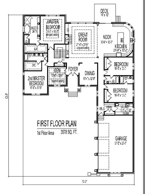 2 story floor plans with garage house plans with 3 car garage 2 story basement and ranch