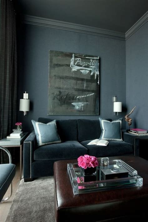 dont  afraid incorporating dark walls   home