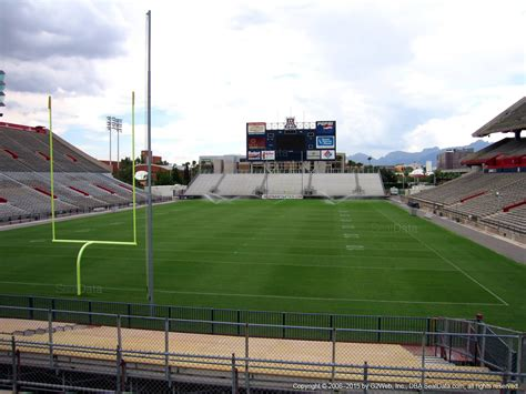 section eleven arizona stadium section 11 rateyourseats com