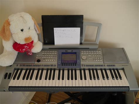 Lcd Keyboard Yamaha Psr 1500 yamaha psr 1500 immaculate condition 3cd styles for sale