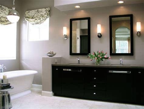 bathroom morrors transitional master bathroom traditional bathroom