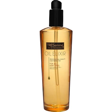 Tresemme Shoo All Hair Types by Tresemm 233 Elixir For All Hair Types 100 Ml 163 5 95