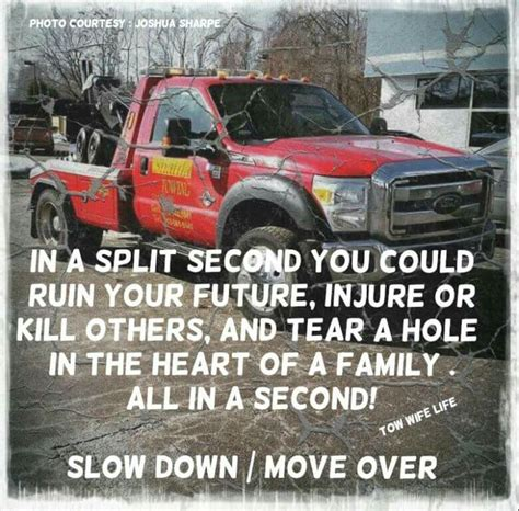 Tow Truck Memes - slowdownmoveover towing wrecker impound driver