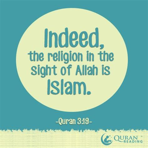 bca islamic quot indeed the religion in the sight of allah is islam