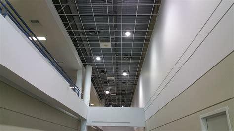 Ceiling Tile Installation Morris Rd Drop Ceiling Tile Install Petrill Construction Management Llc