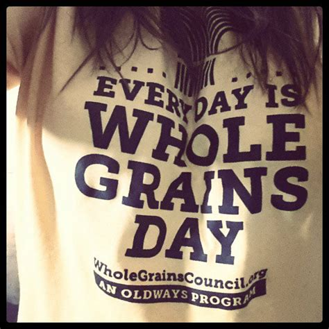 whole grains day whole grain sling day all roads lead to the kitchen