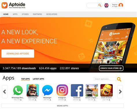 aptoide store app aptoide installer alternate app store for android kfire tv