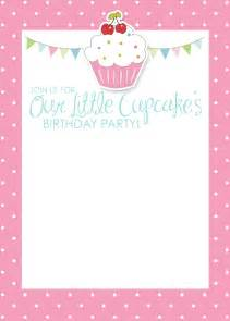cupcake themed birthday with free printables how to nest for less