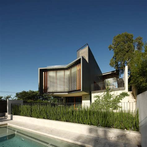 environmental friendly modern home in australia rosalie