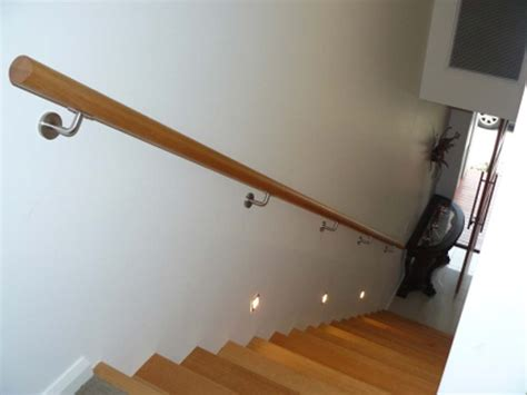 Banister Ends by Stair Railings Geelong Staircase Handrails Steel