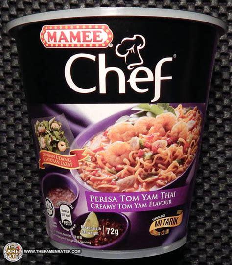 Mamee Chef Tom Yam Thai meet the manufacturer 1354 mamee chef tom yam