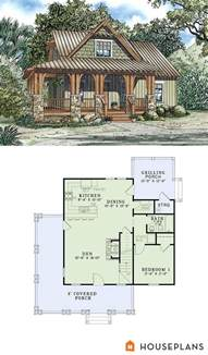 small cottage floor plans with porches 1000 images about small house plans on pinterest