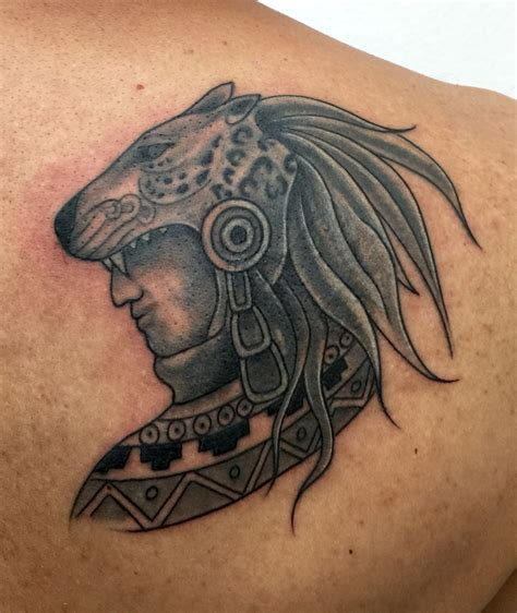 imagenes de tatuajes guerrero jaguar guerrero jaguar j pinterest tatoo and tattoo