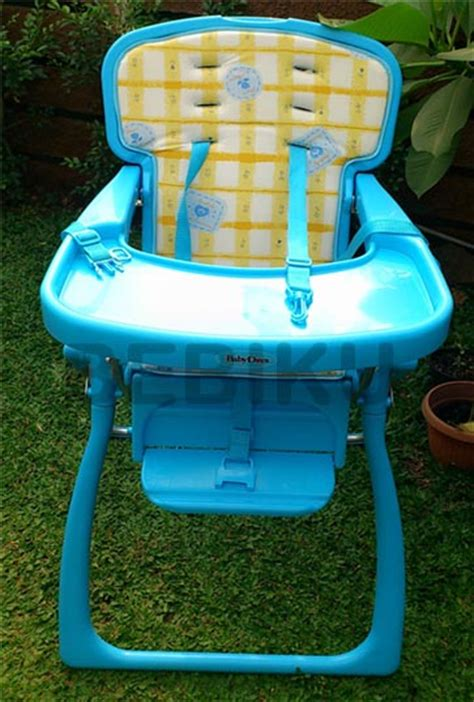 Kursi Makan Bayi Baby High Chair Baby Does sewa high chair baby does di bekasi rental alat bayi