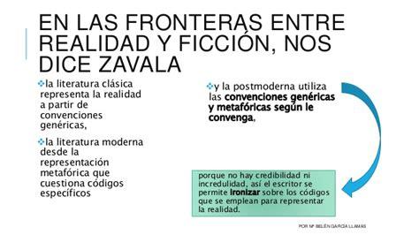 el concepto de ficcin 8416689075 6 los caminos de la ficci 243 n postmoderna