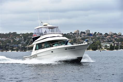 riviera 35 blue water flybridge the boat brokerage - Bluewater Boat Brokerage