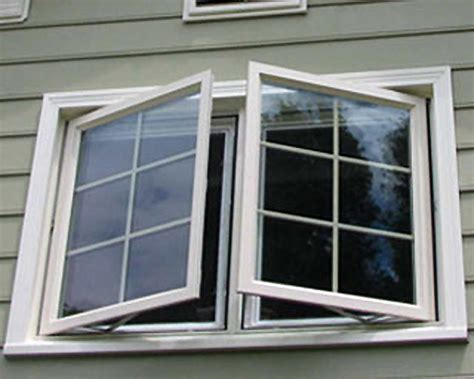 Awning Casement Windows casement awning window shield