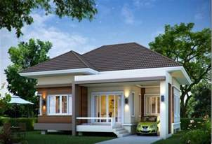 25 impressive small house plans for affordable home contemporary single storey house plan home design