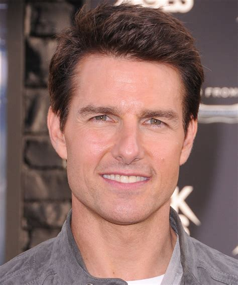 Tom Cruise Hairstyle by Tom Cruise Hairstyles In 2018