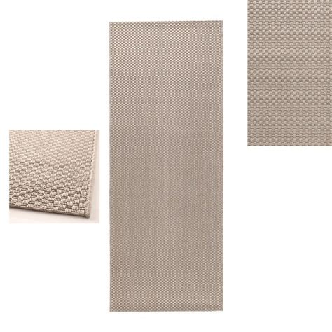 ikea runner rugs ikea morum indoor outdoor area rug runner carpet beige