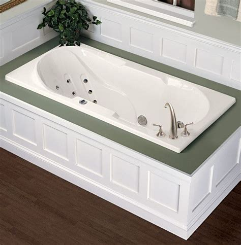 drop  bathtub alcove bathroom ideas drop  tub