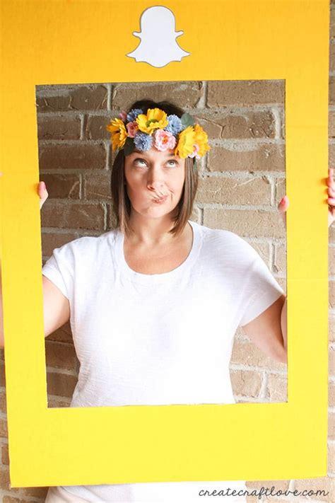 snapchat filter costume snapchat filter costume create craft