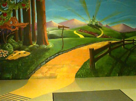 wizard of oz wall murals wizard of oz wall mural peenmedia
