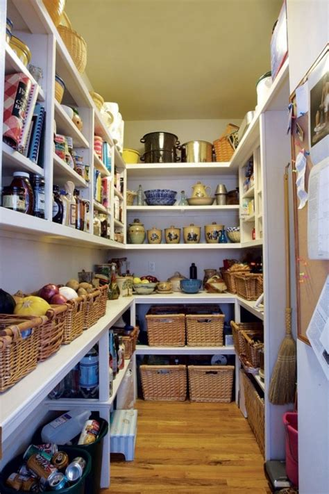 and a big pantry house