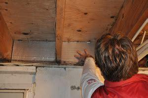 Underfloor Insulation in Greater Detroit   Insulating