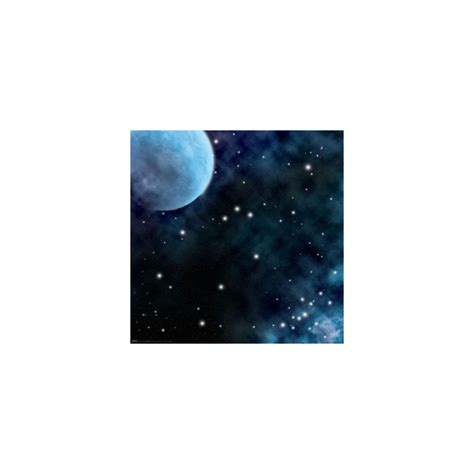 Planet Mat by Space Mat Frozen Planet Space Wayland