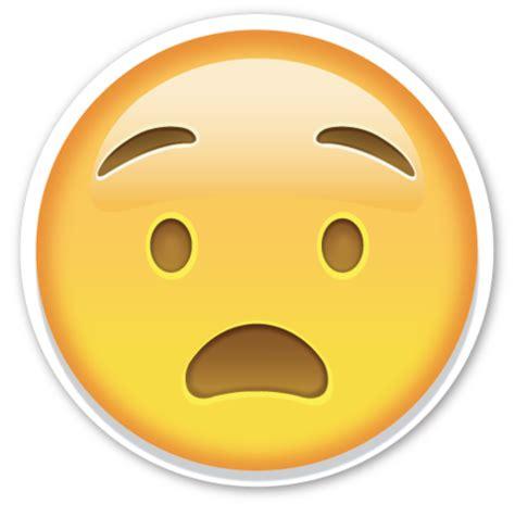 imagenes de emoji asustado l usage des emojis un site utilisant les moocs des etudiants