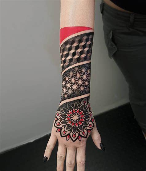 geometric arm tattoo 23 geometric tattoos ideas cosmico