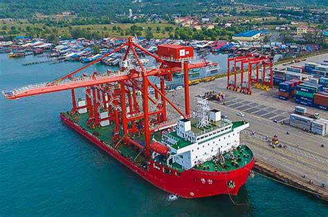 sihanoukville port cambodia new container terminal okayed for sihanoukville b2b cambodia