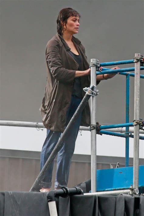 Paula Set paula patton on the set of spmwhere between in vancouver 03 09 2017 hawtcelebs