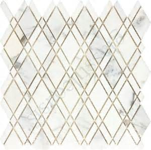 pattern tiles white chion tile backsplash diamond calacatta gold marble