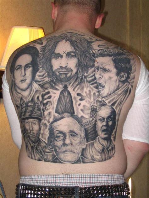 tattoo meaning killer deviantart horrors page 466 kiwi farms