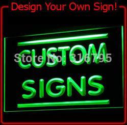 Tm Sign Design Your Own Led Light Sign Custom Neon Led Make Your Own Led Light Bar