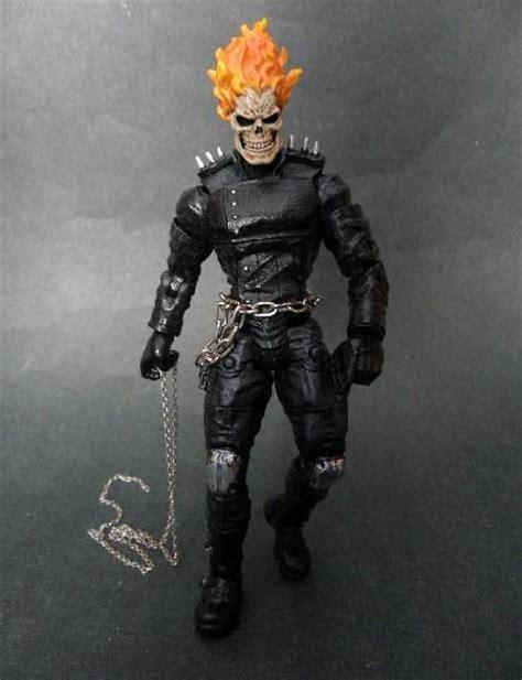 Custom Ghost Rider 1 ml ghost rider v 2 custom by luxusik on deviantart