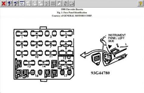 1988 Chevy Beretta New Battery And Alternator Alternator Not