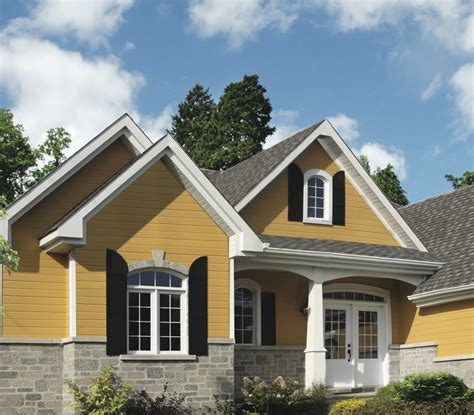 home exterior colors siding colors building with naturetech