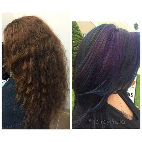 guy tang hair before and after before and after guy tang inspired full color and fantasy