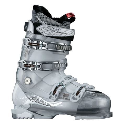 womans ski boots salomon rs 10 ski boots s 2009 evo outlet