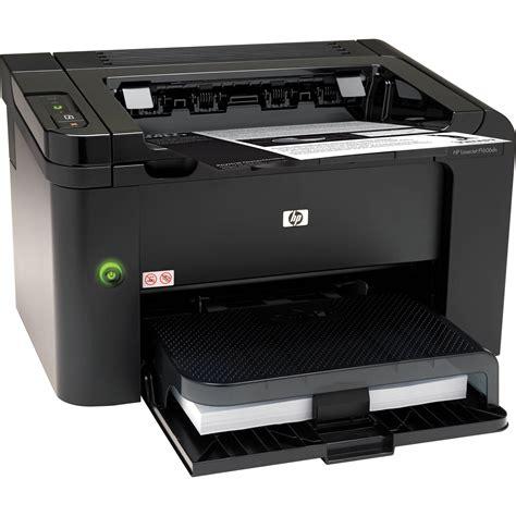 Printer Hp Laserjet Network hp laserjet pro p1606dn network monochrome laser ce749a