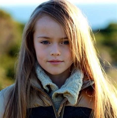 kristina pimenova model 9 years old girl a 9 year old model christina pimenova slim fashion