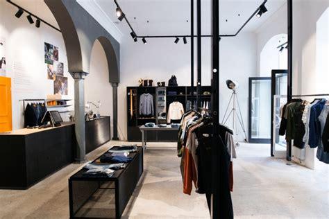 home design store munich nudie jeans repair shop munich germany 187 retail design blog