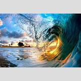 Colorful Ocean Sunset | 600 x 399 jpeg 101kB