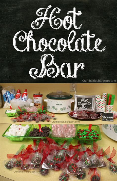 chocolate spoons hot chocolate bar free downloadable